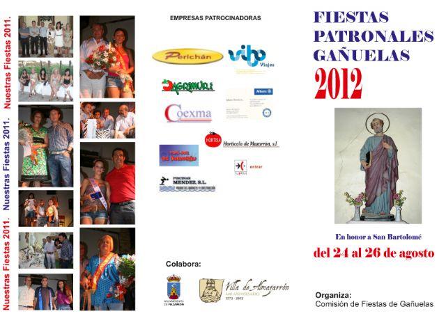 Fiestas patronales de Gañuelas en honor de San Bartolomé 2012, Foto 2