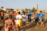 Nuevos folletos para la campaña de concienciación sobre limpieza en playas y calles