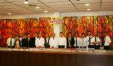 Un grupo de representantes pol�ticos y empresarios de Quzhou visita ELPOZO ALIMENTACI�N