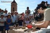 El Mercadillo Artesano, que cada mes se celebra en La Santa, retomará su actividad el próximo mes de septiembre