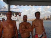 José Miguel Cano participó en la XI Travessia popular L´Illa - Port de Benidorm - 2