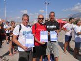 José Miguel Cano participó en la XI Travessia popular L´Illa - Port de Benidorm - 8