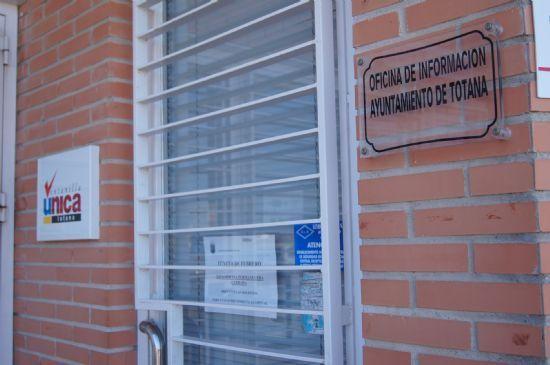 El Servicio de Atención al Ciudadano en la pedanía de El Paretón-Cantareros se retoma, de nuevo, a partir de mañana, Foto 1