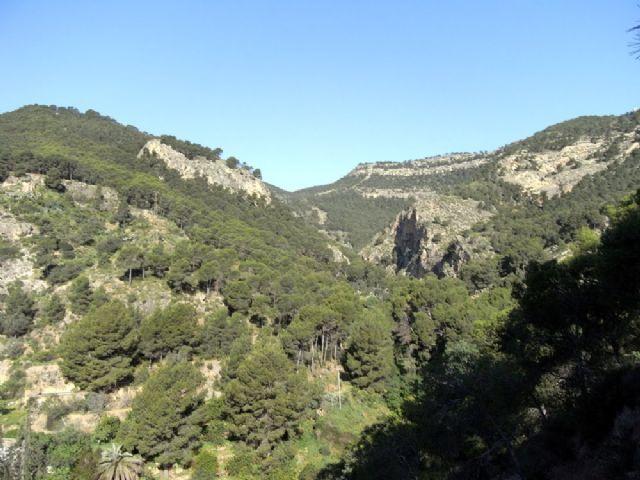 La Comunidad Autónoma recuperará medioambientalmente un embalse que se ubica en la Sierra de Chíchar, Cabezo Gordo y los Picarios, Foto 1
