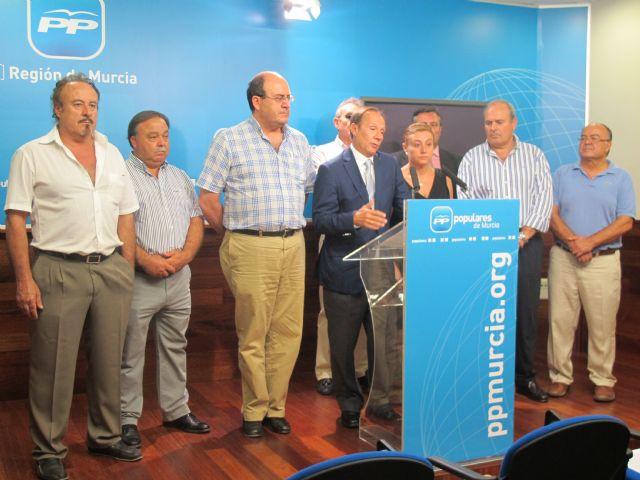 El PP se reúne con pymes y autónomos de la Región para ayudarles a potenciar su competitividad, Foto 3