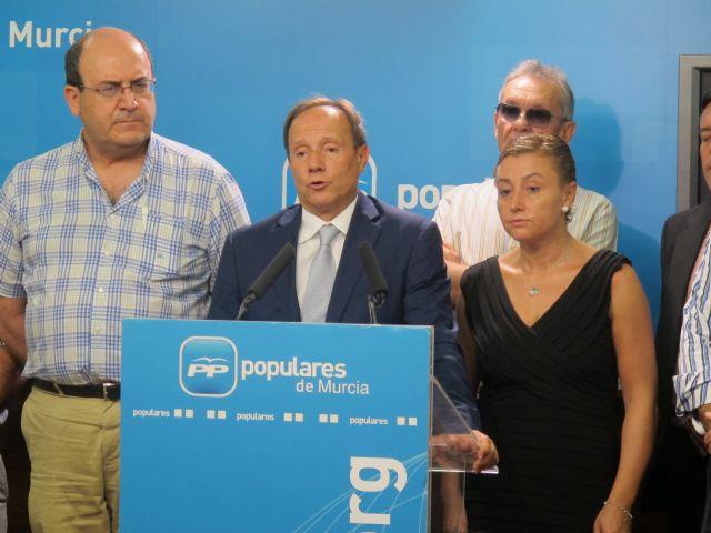 El PP se reúne con pymes y autónomos de la Región para ayudarles a potenciar su competitividad, Foto 4