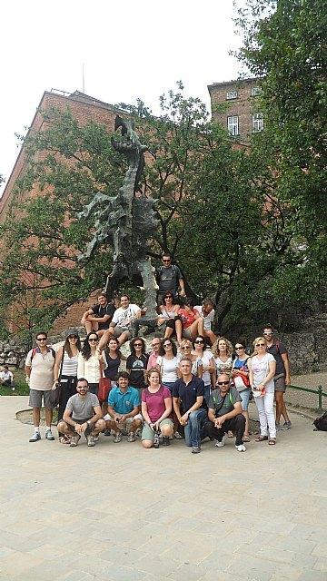 Cronica del viaje a Polonia, organizado por el Club Senderista de Totana (REPORTAJE), Foto 3