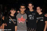 M�s de 800 personas disfrutaron de la noche solidaria del rock - 32