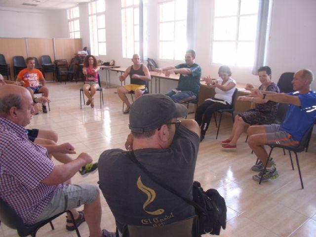 La concejalía Deportes pone en marcha el programa de gimnasia para discapacitados, Foto 2