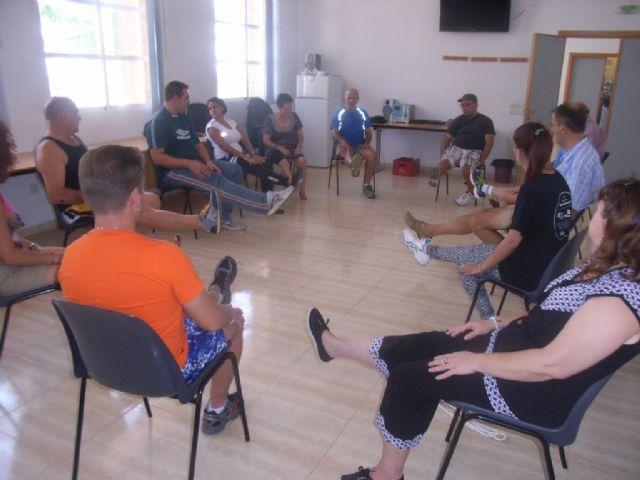 La concejalía Deportes pone en marcha el programa de gimnasia para discapacitados, Foto 3