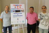Más de 200 atletas llegarán a Mazarrón para disputar el I Triatlón de las Comunidades Autónomas