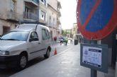 Repintarán en los próximos días la señalización horizontal de la totalidad de las zonas de estacionamiento de la ORA y residentes del casco urbano