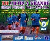 """La carrera popular Charca Grande """"Gran Premio Panzamelba"""" tendrá lugar el próximo sábado 22 de Septiembre"""