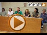 Los socialistas valoran la situación política de Totana y establecen sus prioridades para el curso que comienza