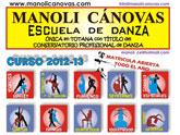 La Escuela de Danza MANOLI CÁNOVAS abre el plazo de matrícula para el nuevo curso