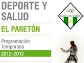 El C.D. PARETÓN lanza su programación Deporte y Salud
