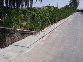 Arreglo de caminos, asfaltado de calles, reparaci�n de espacios municipales y la lucha contra el picudo