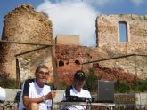 Más de 700 contactos con radioaficionados desde los monumentos de Mazarrón