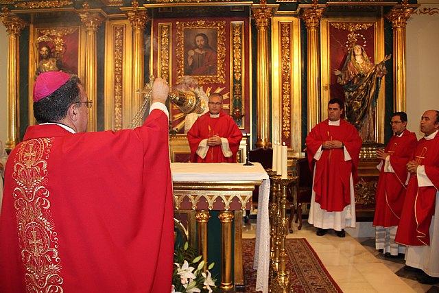 El Seminario de San Fulgencio y el CETEP de la Diócesis de Cartagena inauguran el nuevo curso, Foto 1