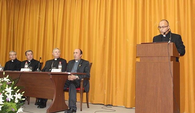 El Seminario de San Fulgencio y el CETEP de la Diócesis de Cartagena inauguran el nuevo curso, Foto 2