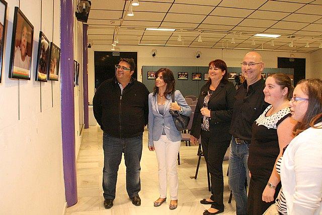 La exposición Las Enfermedades Raras llenas de vida visita Caravaca, Foto 2
