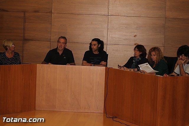 El PSOE de Totana solicita el aplazamiento del pleno extraordinario para tratar el desastre de las inundaciones, Foto 1