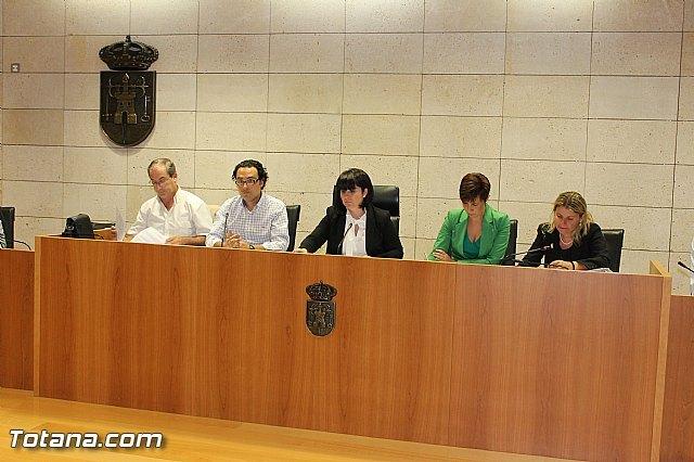 El ayuntamiento de Totana celebra hoy pleno extraordinario, Foto 1