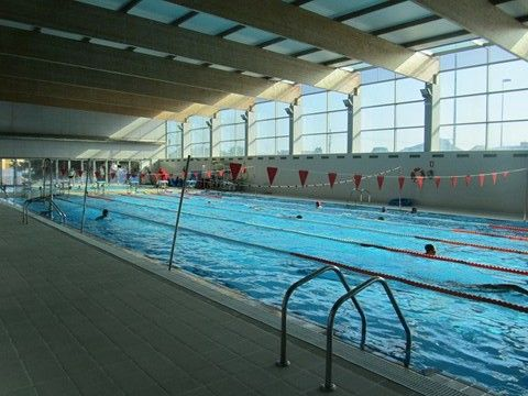 La uni n reinicio de actividades en la piscina municipal for Piscina municipal puerto de la cruz