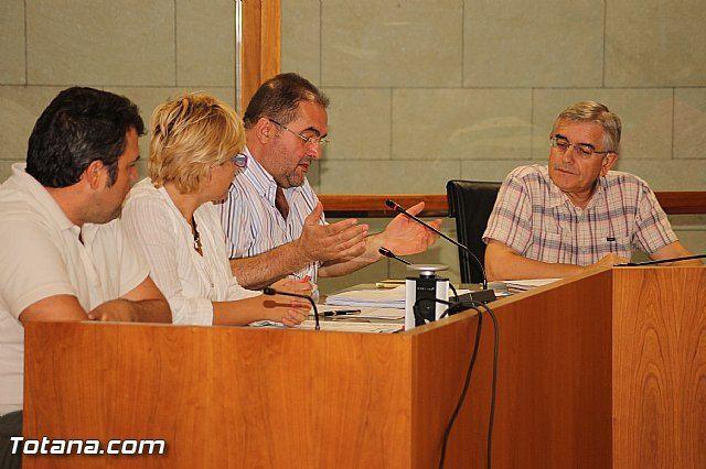 Los concejales de IU-Verdes estarán hoy con los agricultores, Foto 1