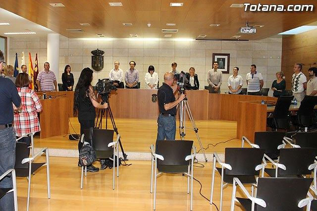El ayuntamiento de Totana aprueba por unanimidad solicitar ayudas extraordinarias a las distintas administraciones, Foto 1
