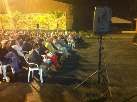 La alcaldesa y el concejal de Agricultura asisten a la Asamblea General Comarcal de COAG-IR, Foto 3