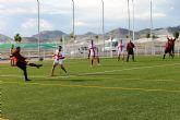 El Atlético Orihuela Veteranos se impone en el I Torneo Internacional de Fútbol Veteranos