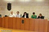 El ayuntamiento de Totana celebra hoy pleno extraordinario