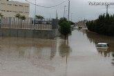 La alcaldesa dicta un Bando para que los ciudadanos que hayan sufrido daños por las inundaciones comuniquen de manera oficial los desperfectos que se han producido en sus viviendas y explotaciones agr�colas o ganaderas
