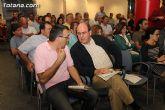 El PSOE de Totana añade cuatro puntos esenciales al documento del último Pleno para su aprobación por unanimidad - 5