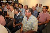 La asamblea de agricultores de Totana afectados por la tormenta e inundaciones acordó adherirse a las peticiones de COAG-Lorca - 8