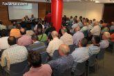 La asamblea de agricultores de Totana afectados por la tormenta e inundaciones acordó adherirse a las peticiones de COAG-Lorca - 10