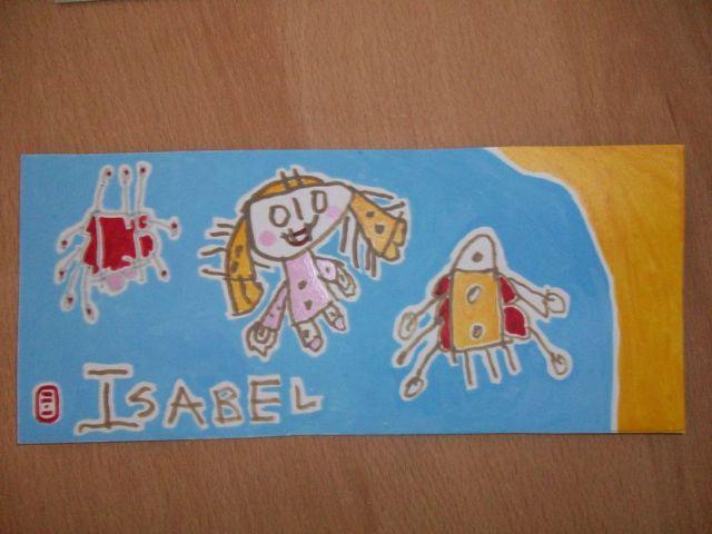 Intercambio de arte postal por el Día de la Paz en el Centro José Moya con el Leap Program de Chesapeake (EE.UU.), Foto 1