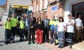 La Gerencia de Emergencias Sanitarias 061 de la Regi�n de Murcia aumenta su n�mero de bases para mejorar la cobertura asistencial