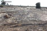 La CHS estudia los daños producidos en el término municipal de Totana por el temporal del lluvias torrenciales - 2
