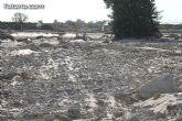 La CHS estudia los daños producidos en el término municipal de Totana por el temporal del lluvias torrenciales - 6