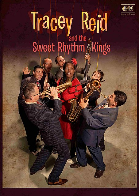 Tracey Reid and the Sweet Rhythm Kings abren el I Festival de Jazz de San Pedro del Pinatar, Foto 1