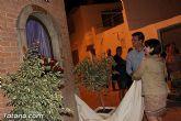 Las actividades organizadas con motivo de las fiestas de San Francisco arrancan con la inauguración de la hornacina al patrón del barrio - 3