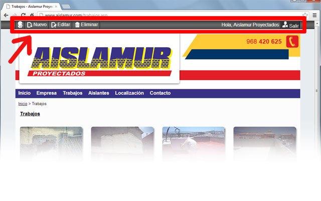 Aislamur se beneficia de las ventajas de Superweb, Foto 2