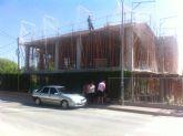La concejalía de Infraestructuras informa que las obras de ampliación del CEIP Comarcal-Deitania van a buen ritmo