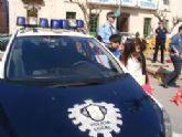 La Policía Local realizó más de 750 controles de vigilancia y tráfico y seguridad ciudadana en los centros de enseñanza durante el pasado curso escolar