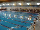 300 nadadores participan en el Trofeo de Nataci�n