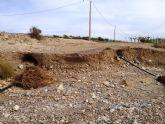 IU exige al Equipo de Gobierno del PP que repare, de forma urgente, los caminos e infraestructuras dañadas por las lluvias