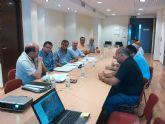 La junta directiva de Asociaciones de Propietarios en Espacios Naturales de Murcia celebró una reunión en la sede de CEBAG