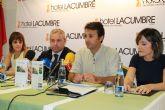 Mazarrón se convertirá esta semana en punto de encuentro de destacadas figuras relacionadas con el medio ambiente